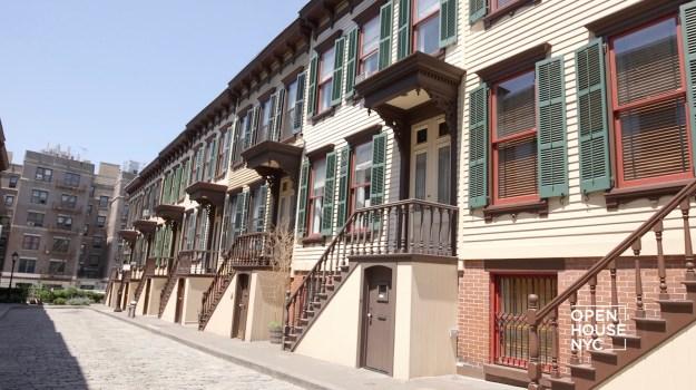 Home Tour: Sylvan Terrace - Where Past Meets Present