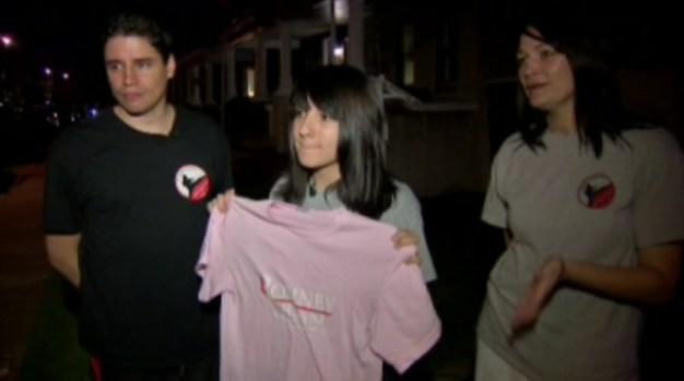 [PHI] Girl Teased for Wearing Mitt Romney Shirt