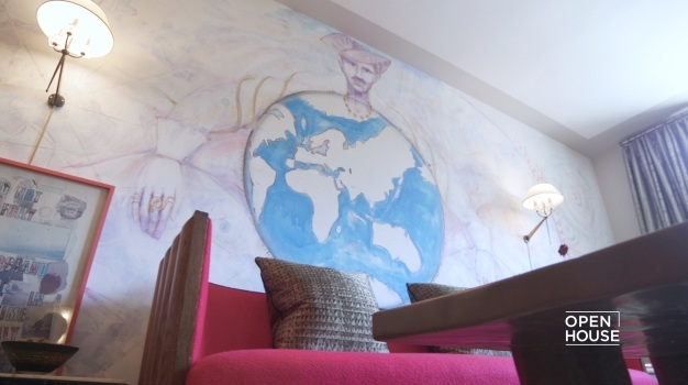 The Colorful Home of Brock Forsblom
