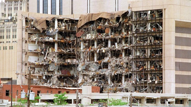 FBI Says It's Not Hiding Oklahoma City Bombing Videos