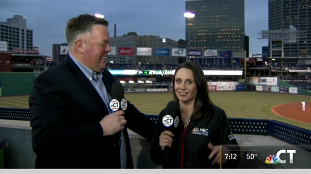 2019 Hartford Yard Goats Opening Day Special