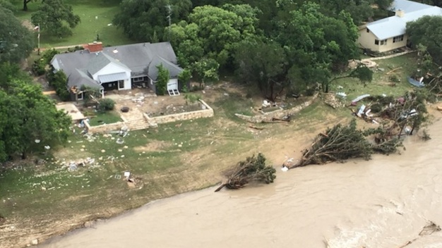 8 Killed, 12 Missing in Texas, Okla. Floods; More Rain Forecast