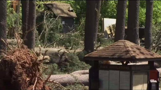 3 State Parks Remain Closed Because of Storm Damage