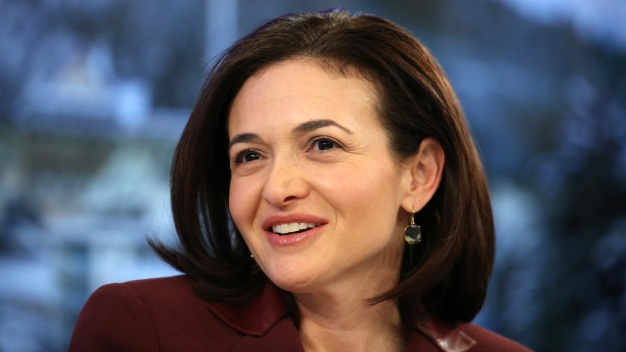Sandberg Details Healing After Death of Husband in New Book