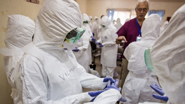 8 Killed in Attack on Ebola Team in Guinea