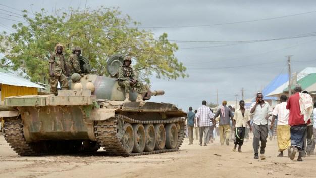 U.S. Launches Operation Against Islamist Rebels in Somalia