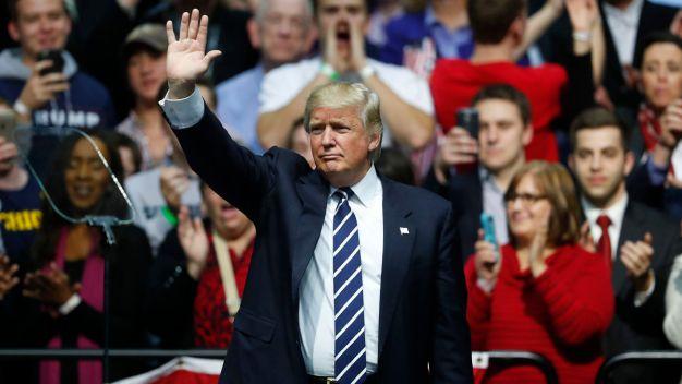 Trump Says Blacks Who Didn't Vote 'Felt Good About Me'