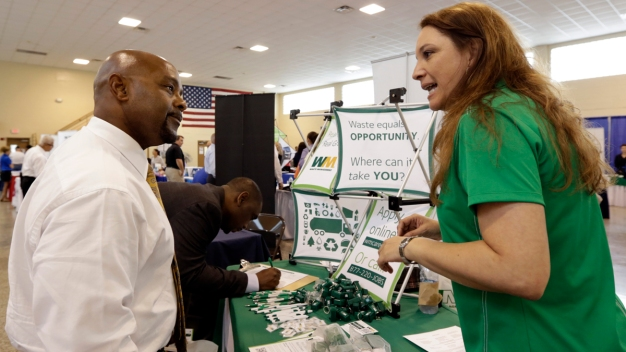 Job Growth Slows in July; Jobless Rate Inches Up