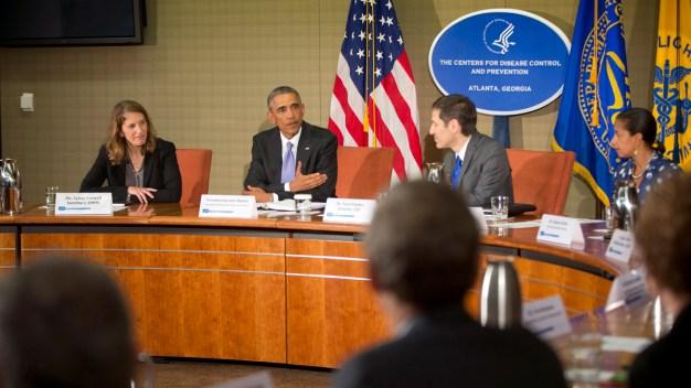 Obama on Ebola: