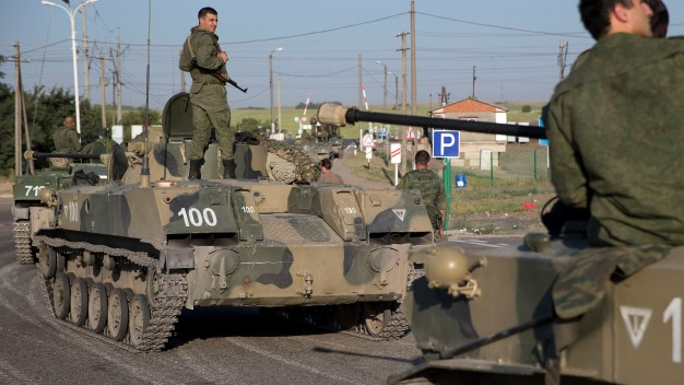 Evidence Suggests Russia Is Fighting in Ukraine