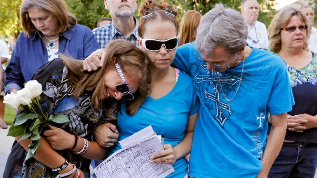 Aurora, Colo., Cinema Rampage Remembered