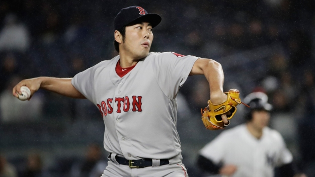 Boston Red Sox Clinch AL East Championship