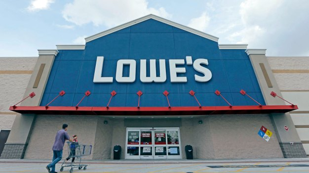 Lowe's Announces Nearly 2,400 Layoffs for Full-Time Workers
