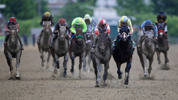 Farewell Triple Crown: Always Dreaming Fades in Preakness