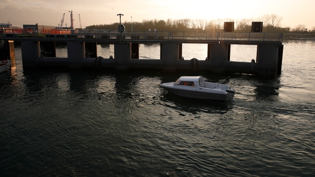 Venice Tide Barriers Pass Another Test, But Skeptics Remain
