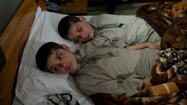 'Solar Kids': Brothers Become Paralyzed Each Night
