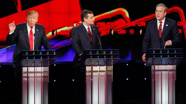 Viewers Guide: GOP's New Hampshire Debate
