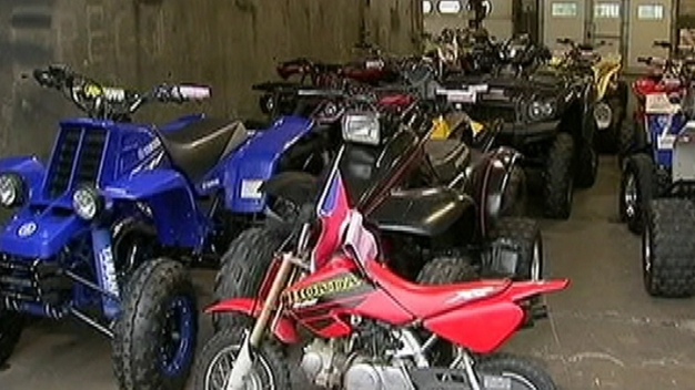 5 Arrested, 1 Injured After East Haven ATV Ride