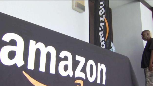 Amazon Holds Job Fair For New Bristol Facility