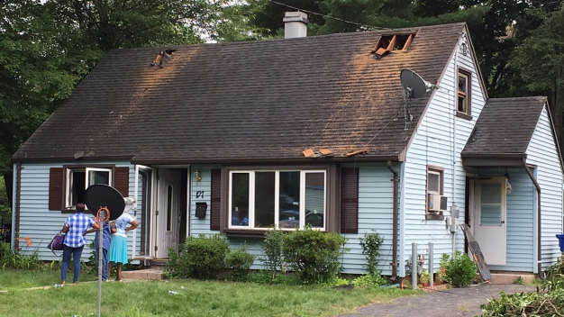 Bloomfield Home Damaged by Kitchen Fire