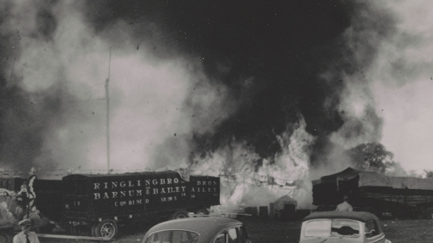 Remembering the 1944 Hartford Circus Fire