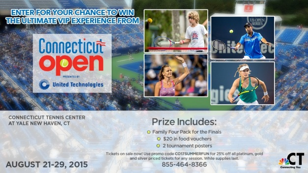 Connecticut Open Sweepstakes