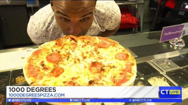 CT LIVE!: 1000 Degrees Pizza of Glastonbury