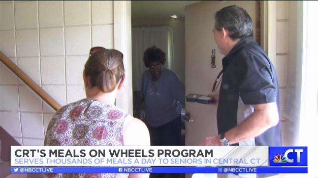 CT LIVE!: CRT's Meals on Wheels Program
