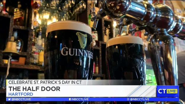 CT LIVE!: CT Pubs to Celebrate St. Patrick's Day