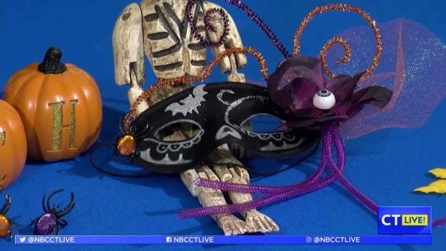 CT LIVE!: DIY Masquerade Masks