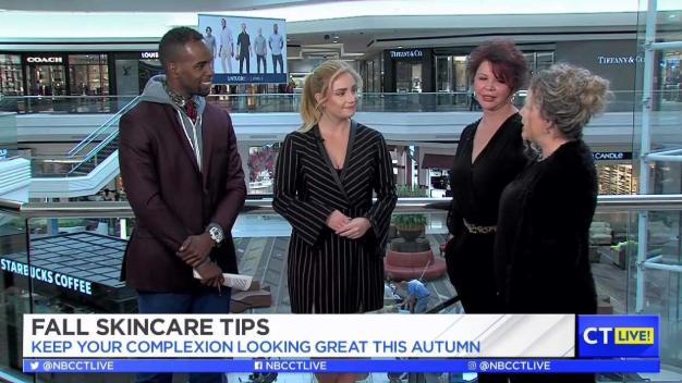 CT LIVE!: Fall Skincare Tips