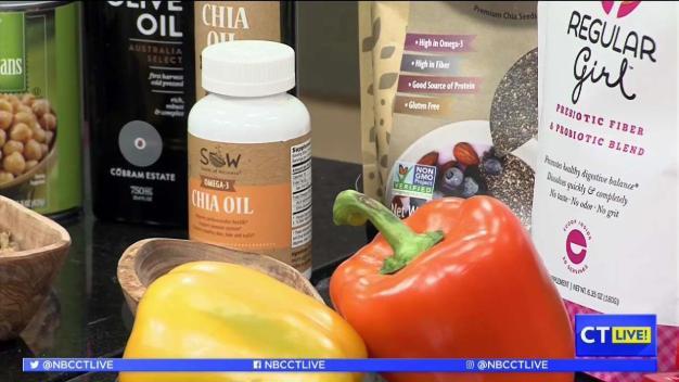 CT LIVE!: Heart Healthy Foods