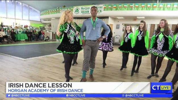 CT LIVE!: Irish Dance Lesson