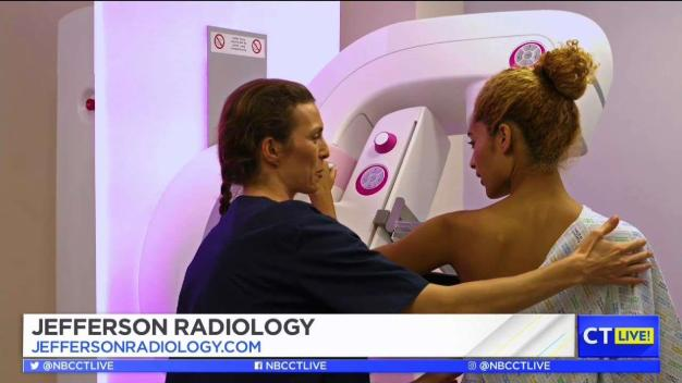 CT LIVE!: Jefferson Radiology's 3D Mammography