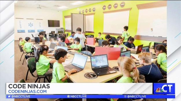 CT LIVE!: Kids Can Learn to Code at Code Ninjas