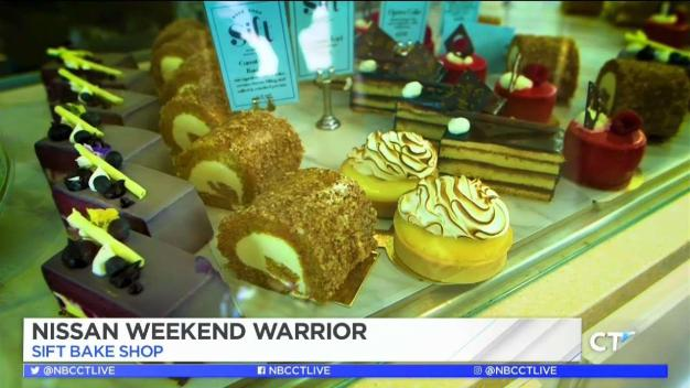 CT LIVE!: Nissan Weekend Warrior - Sift Bake Shop