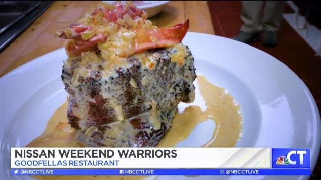 CT LIVE!: Nissan Weekend Warriors - Goodfellas Restaurant