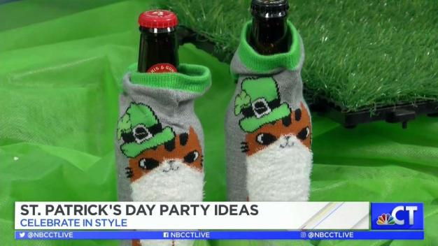 CT LIVE!: St. Patrick's Day Party Ideas