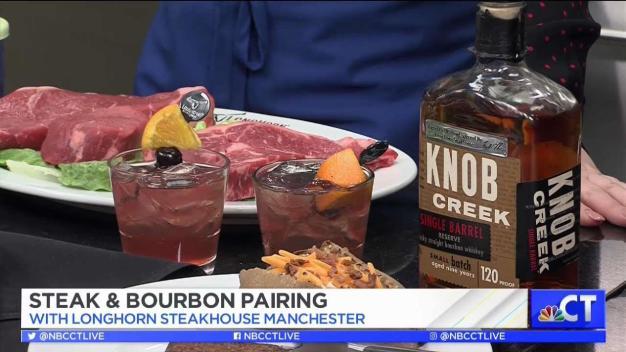 CT LIVE!: Steak and Bourbon Pairing