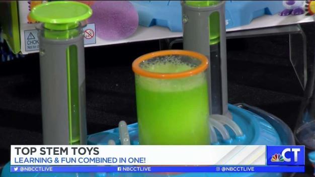 CT LIVE!: Top STEM Toys