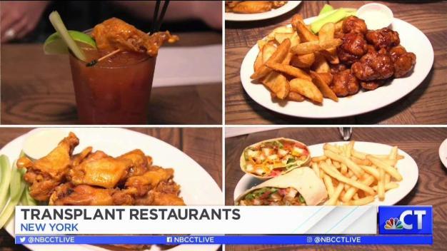 CT LIVE!: Transplant Restaurants in New York