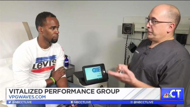 CT LIVE!: Vitalized Performance Group