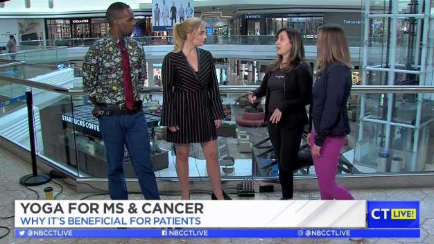 CT LIVE!: Yoga for Multiple Sclerosis and Cancer