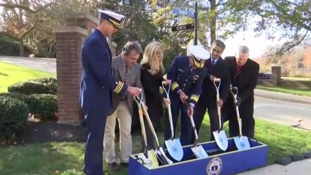 Coast Guard Academy Works to Drastically Cut Energy Consumption