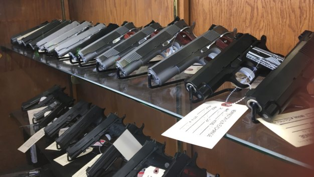 Proposed 428 Percent Hike for Gun Permits Could Hurt Sales