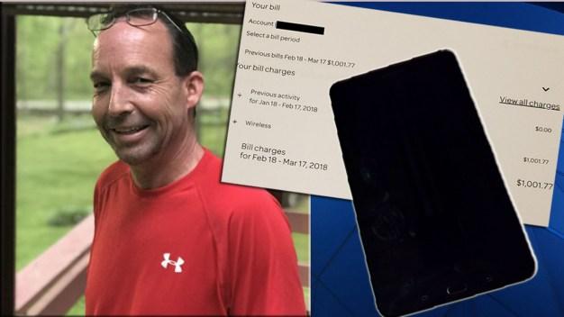 Putnam Man Disputes $900 Data Charge