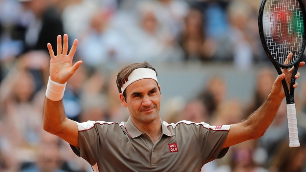 Many Happy Returns for Federer at 1st French Open Since 2015
