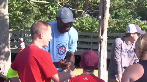Former NBA Star Returns to CT to Help Others Fight Addiction