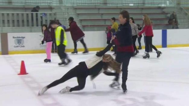 Olympian Skaters in West Hartford Tell You What to Look Out For