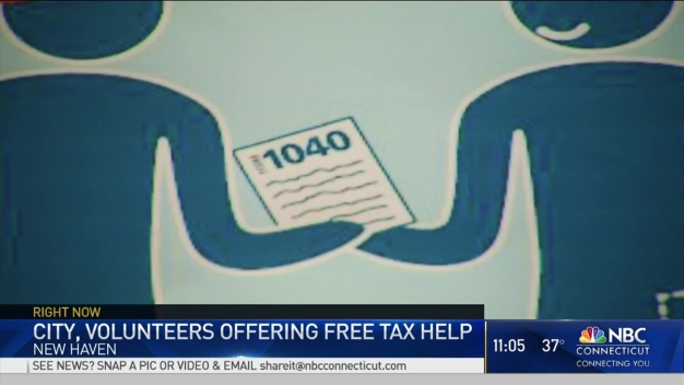 Free Tax Preparation Help Is Available in New Haven